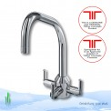 Triflow NIGHTINGALE - TF-1430J-CP Genuine & Original Triflow Filter TAP & FILTER SYSTEM